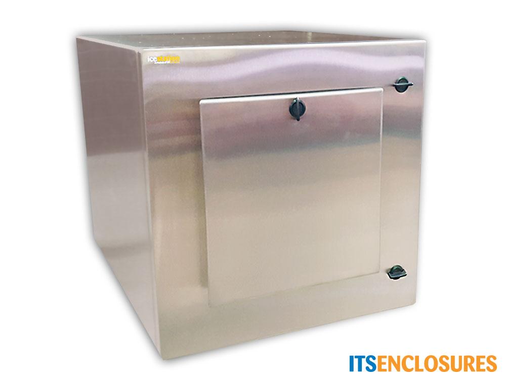 Stainless Steel Printers : Itsenclosures launches nema printer enclosure for zebra