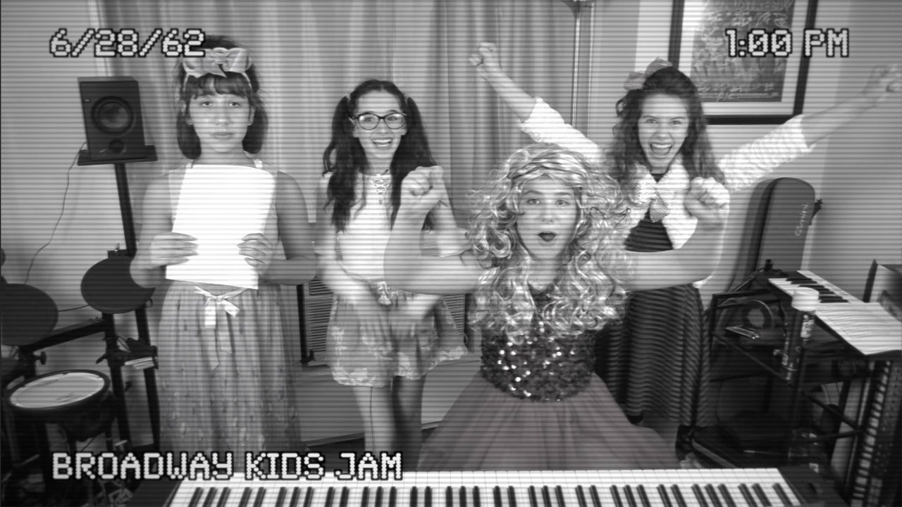 Broadway Kids Jam Releases Video Cover Of Mama I M A Big