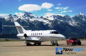 Private Jet Service with New Flight Charters