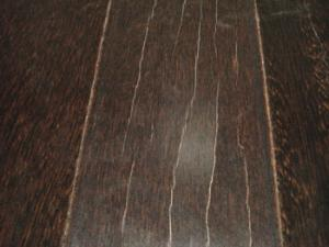 Hardwood floor Face-Checking
