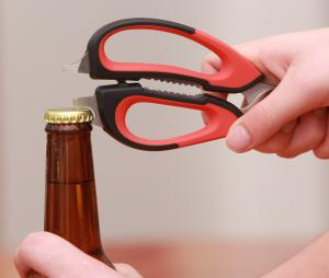 Bottle Opener Kitchen Shears