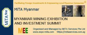 Myanmar Mining Expo