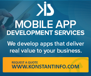 Konstantinfo - Top Mobile App Development Company