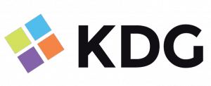 KDG logo for Allentown web design team