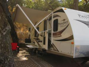 RV Rental at Lopez Lake