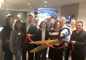 1Heart Caregiver Services of South Bay, CA Ribbon Cutting