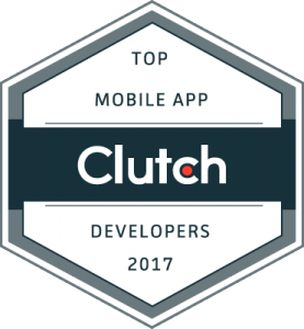 Top Mobile App Development Company by Clutch.co