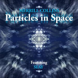 "Artwork for the new single ""Particles in Space"""