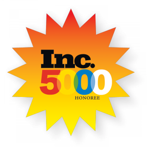 Vee Technologies in Inc. 5000 list for the 3rd time