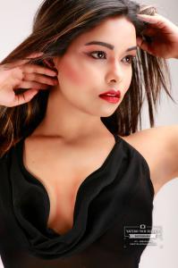 Female Glamour Model