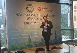 Program Partner to Fintech Week Hong Kong 2017
