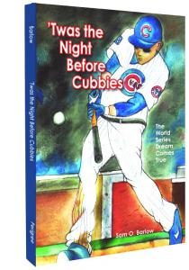 Makes a great gift for any Cubs fan, young and old alike!