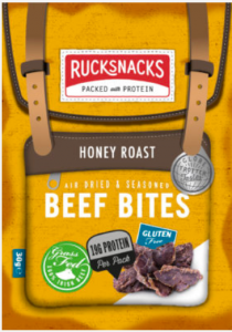 Natural Beef Jerky - Honey Roast