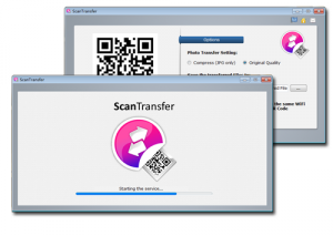 ScanTransfer Screenshot