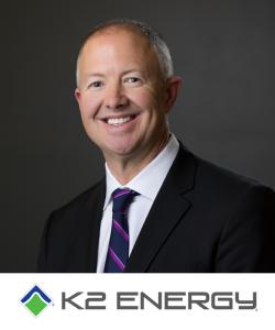 Sean Campbell CEO of K2 Energy