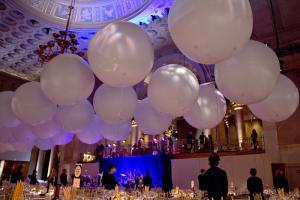 Balloon ceilings