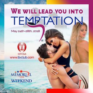 into temptation, temptation resort, clothing optional, swingers hotels, lifestyle hotels