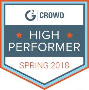 G2Crowd recognition for Energage, LLC
