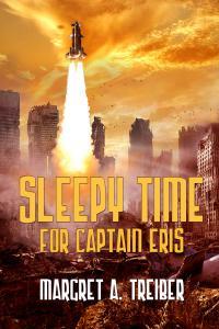 Sleepy Time for Captain Eris Cover