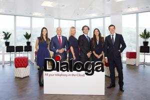 Dialo.ga Executive Team