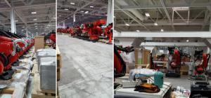 Tesla 3 production