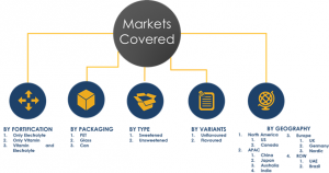 Electrolyte and Vitamin Water Market Segments