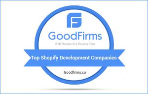 Top Shopify Development Companies_GoodFirms