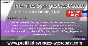 Pre-Filled Syringes West Coast Show