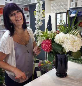 Rosanna Yeomans, of Westdale Florist