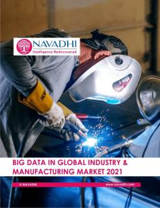 Big Data in Global Industry & Manufacturing Market 2021