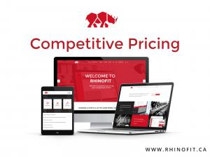 RhinoFit's Pricing  Plans