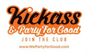 Find a Kickass Job and Party for Good