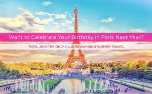 Imagine Celebrating Your B-Day in Paris and Doing Yoga