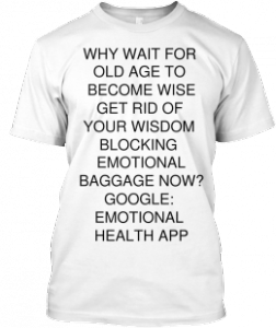 Emotional health is the panacea for a wise America.