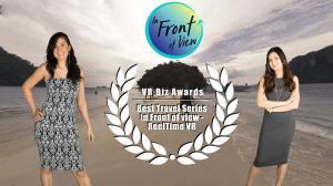 Font Montgomery vr biz award ReelTime VR