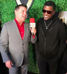 "Scott interviews Kenneth Brian Edmonds ""Babyface"" - a singer, songwriter and record producer. He has written and produced over 26 number-one R&B hits throughout his career, and has won 11 Grammy Awards."
