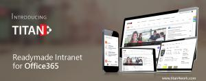 Introducing Readymade Intranet Titan for Office365