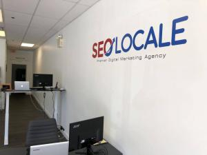 SEO Locale Office - Wall Art