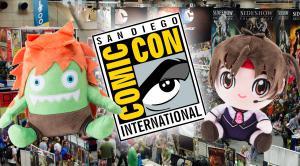 Comic Con Exclusives