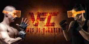 Poster for Virtual Fighting Championship