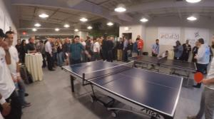 Lauletta Birnbaum Ping Pong Tournament