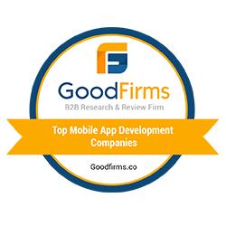 Goodfirms - Top Mobile App Development Companies