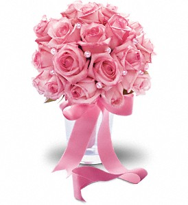 Picture of Pink Wedding Bouquet