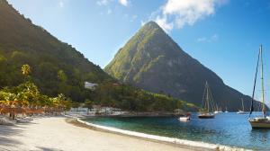 Beach Front Villas St Lucia
