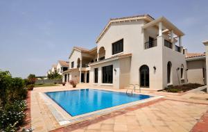 Sustainable City Dubai villa
