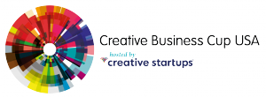 Logo for Creative Business Cup USA