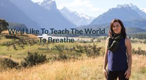 Change your life with the Butterfly Effect Online Breathing Course