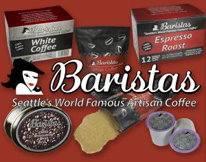 Baristas Product Spread