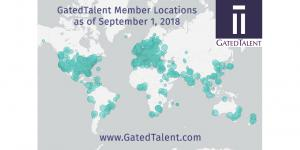 Executive GatedTalent Membership Rapidly Accelerates