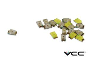 Low profile and smallest surface mount LEDs SMD 0603 package